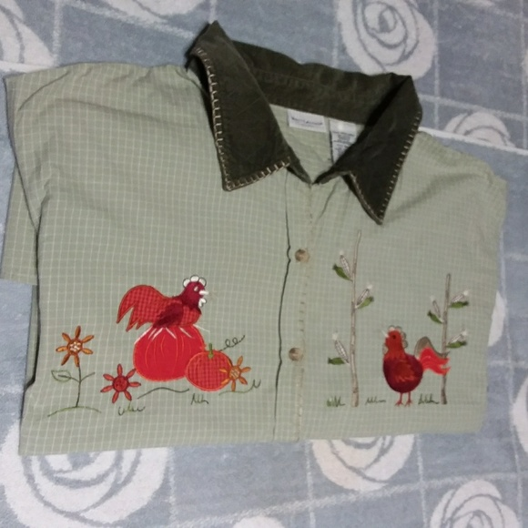 White Stag Tops - Fall Blouse